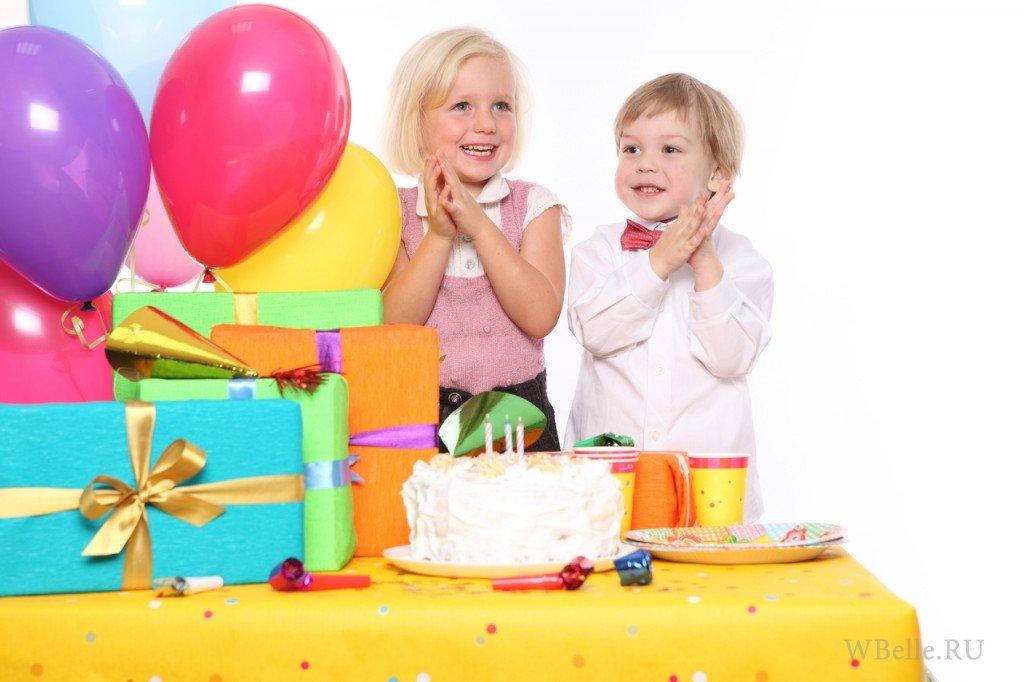 Как ребенку устроить праздник