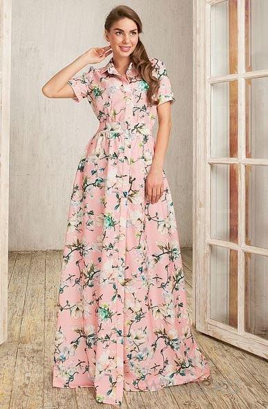 Не люблю длинные платья