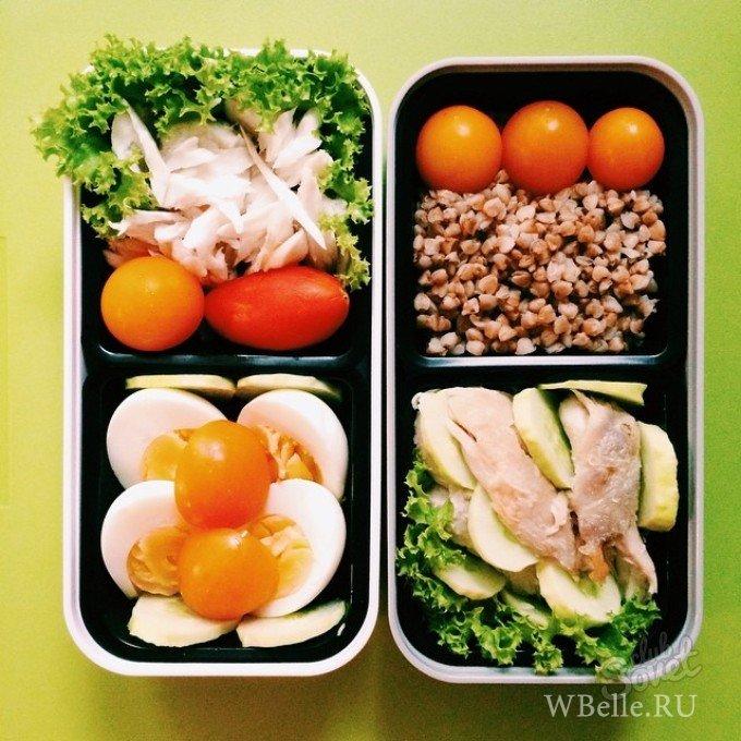 Правильное питание едаы
